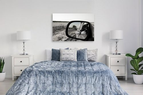 תמונה לחדר שינה - אלעד דרור - בוהה בקומביין - מק''ט: 313058