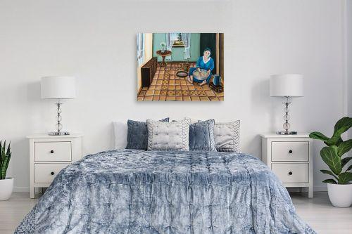 תמונה לחדר שינה - מזל בוכריס - אמא - מק''ט: 316379