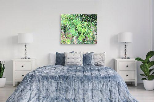 תמונה לחדר שינה - ויקטוריה רייגירה - Pontillize - מק''ט: 318465