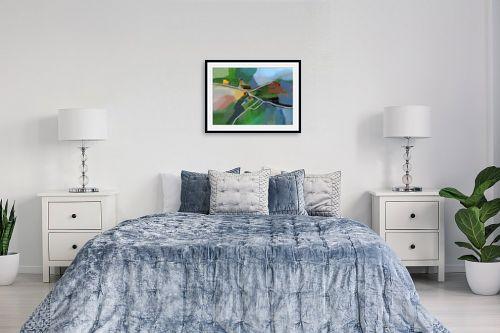 תמונה לחדר שינה - גורדון - העמק - מק''ט: 320144