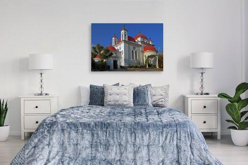 תמונה לחדר שינה - קובי פרידמן - כנסייה - מק''ט: 324991