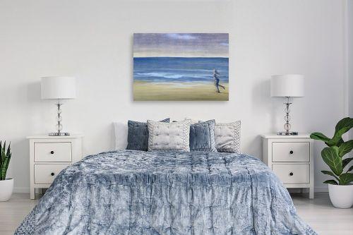 תמונה לחדר שינה - חני שפר - הים שבפנים - מק''ט: 325517