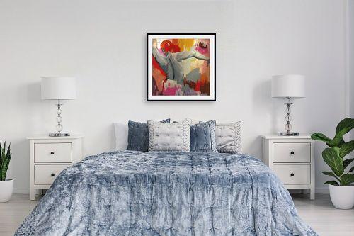 תמונה לחדר שינה - MMB Art Studio - X MAN - מק''ט: 326116
