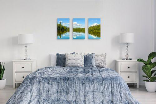 תמונה לחדר שינה - שי וייס - נהר  - מק''ט: 333403