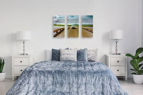 תמונה לחדר שינה - שי וייס - הגשר - מק''ט: 333826