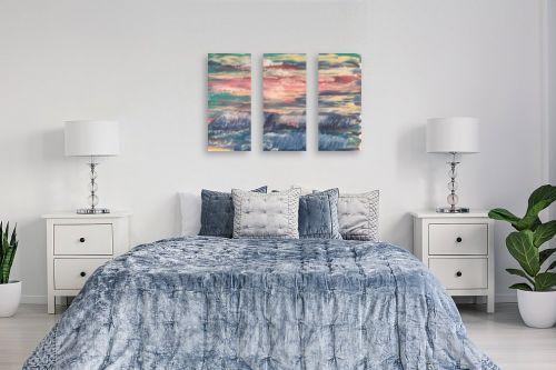 תמונה לחדר שינה - אילה ארויו - מים קסומים - מק''ט: 334525