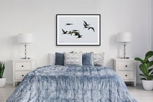 תמונה לחדר שינה - קובי פרידמן - מגלנים - מק''ט: 37087