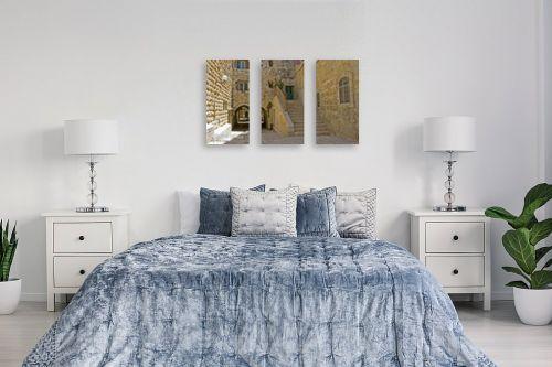 תמונה לחדר שינה - ניקולאי טטרצ'וק - ירושלים של זהב - מק''ט: 59466