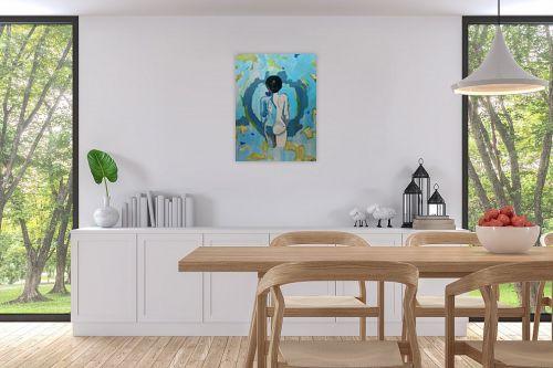תמונה לפינת אוכל - MMB Art Studio - Catharsis - מק''ט: 312202
