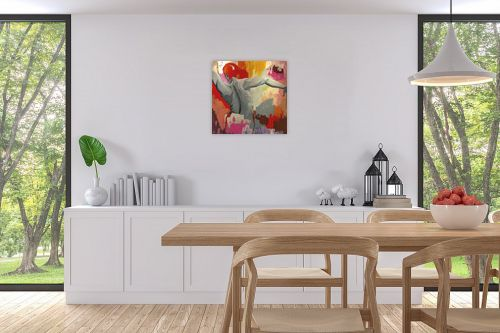 תמונה לפינת אוכל - MMB Art Studio - X MAN - מק''ט: 326116