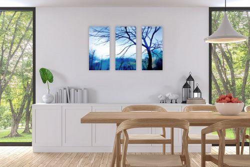 תמונה לפינת אוכל - גורדון - היער הכחול - מק''ט: 328280