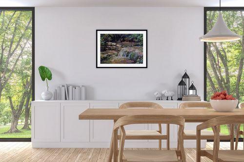תמונה לפינת אוכל - נטליה ברברניק - נחל יערית - מק''ט: 330648