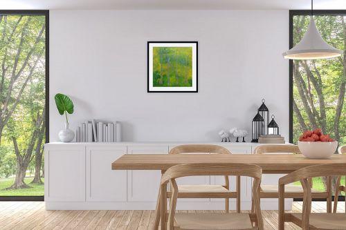 תמונה לפינת אוכל - ורד אופיר - יער בחדרה - מק''ט: 333109