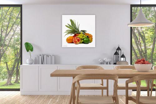 תמונה לפינת אוכל - קובי פרידמן - פירות - מק''ט: 61637
