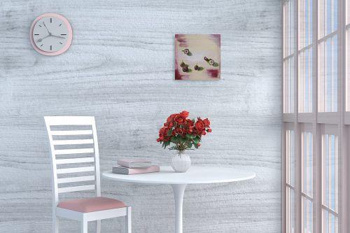תמונה לפינת אוכל - ורד אופיר - תאנים - מק''ט: 109345