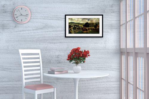 תמונה לפינת אוכל - אדואר מנה - Édouard Manet 039 - מק''ט: 131683