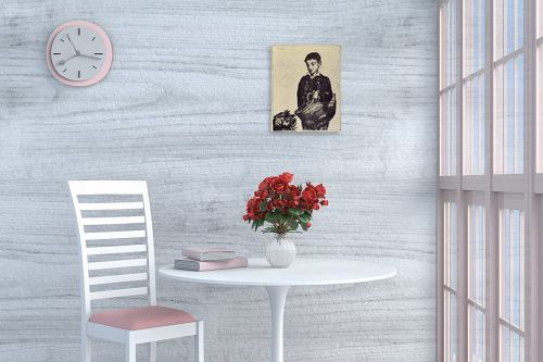 תמונה לפינת אוכל - אדואר מנה - Édouard Manet 060 - מק''ט: 131707