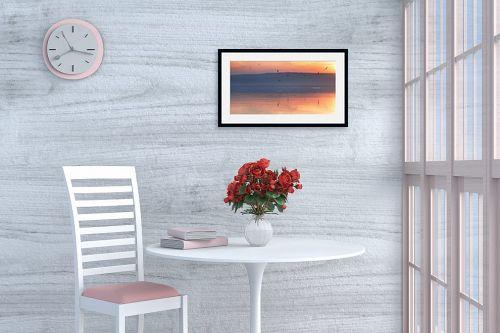 תמונה לפינת אוכל - איה אפשטיין - Sunset joy - מק''ט: 143191