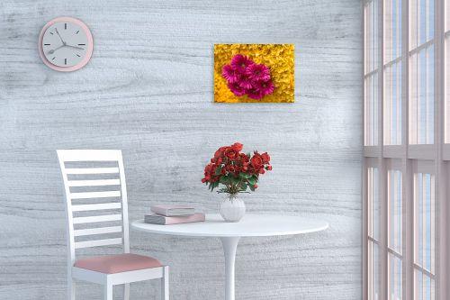 תמונה לפינת אוכל - טניה קלימנקו - פסטיבל הפרחים בהולנד - מק''ט: 286722
