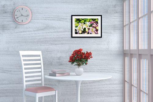 תמונה לפינת אוכל - טניה קלימנקו - פסטיבל הפרחים בהולנד - מק''ט: 286723