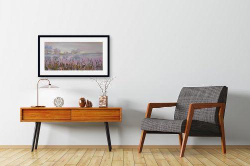 תמונה לחדרי המתנה - נטליה ברברניק - חסידה - מק''ט: 122098