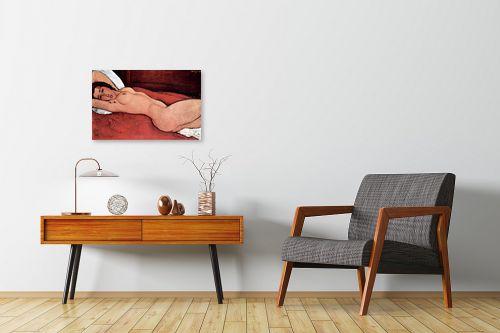 תמונה לחדרי המתנה - אמדאו מודיליאני - Amedeo Modiglian 004 - מק''ט: 131713