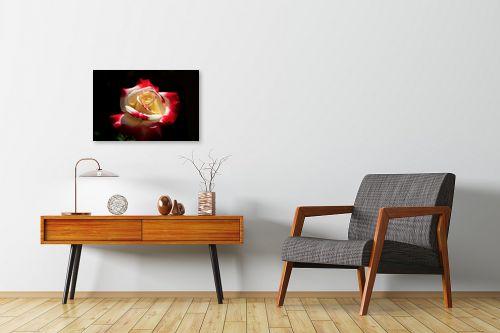 תמונה לחדרי המתנה - ניקולאי טטרצ'וק - וורדים - מק''ט: 146588