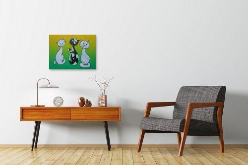 תמונה לחדרי המתנה - נטליה ברברניק - אימה - מק''ט: 155000