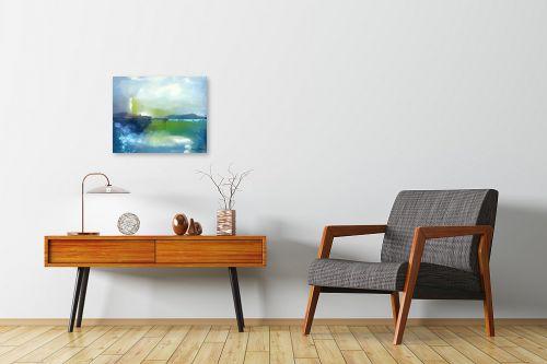 תמונה לחדרי המתנה - בן רוטמן - השקט שלפני הסערה - מק''ט: 158310