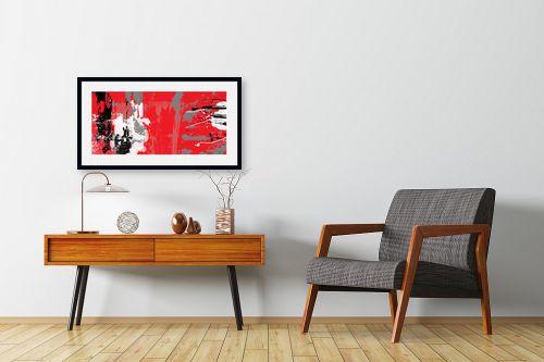 תמונה לחדרי המתנה - נעמי עיצובים - רשת - מק''ט: 188940