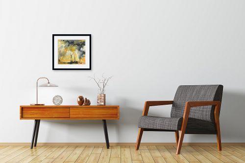 תמונה לחדרי המתנה - חגי עמנואל - עץ החיים - מק''ט: 191170