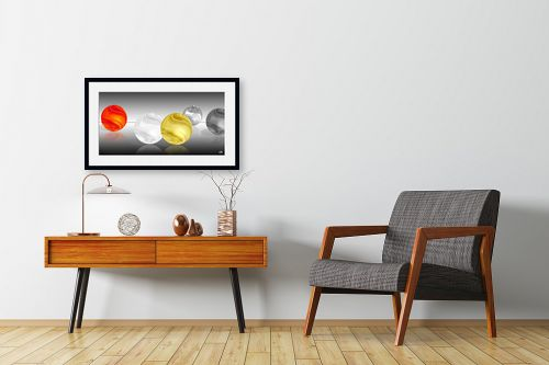 תמונה לחדרי המתנה - ויקטוריה רייגירה - כדורים  מיוחדים שלי - מק''ט: 203327