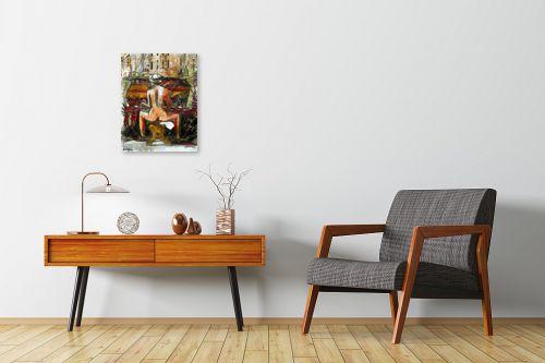 תמונה לחדרי המתנה - בן רוטמן - רפסודיה לגב חשוף - מק''ט: 218871