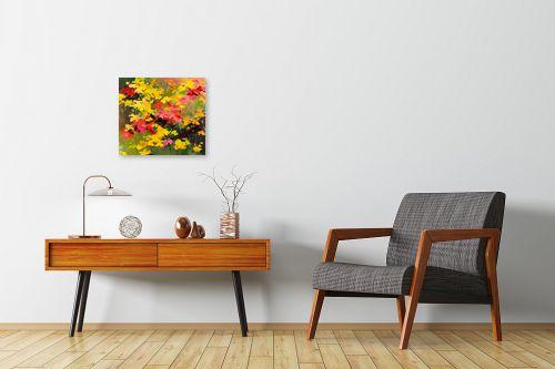 תמונה לחדרי המתנה - חגי עמנואל - יופי צבעוני - מק''ט: 247004