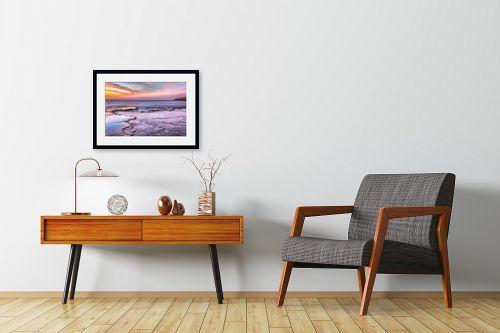 תמונה לחדרי המתנה - מיכאל שמידט - קשת צבעי הים - מק''ט: 248411