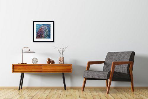 תמונה לחדרי המתנה - אירית שרמן-קיש - מנהרת הזמן - מק''ט: 260180