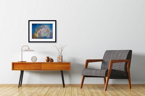 תמונה לחדרי המתנה - אירית שרמן-קיש - צבעים במרחב - מק''ט: 260378