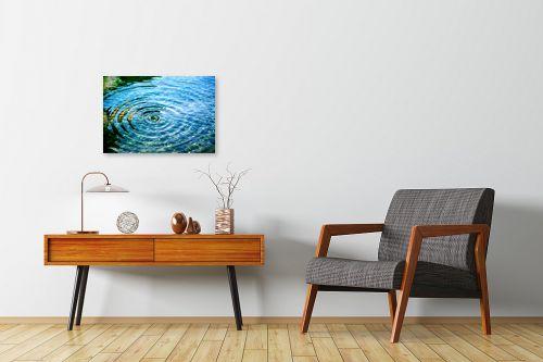 תמונה לחדרי המתנה - אורית גפני - מנדלת ים - מק''ט: 270835