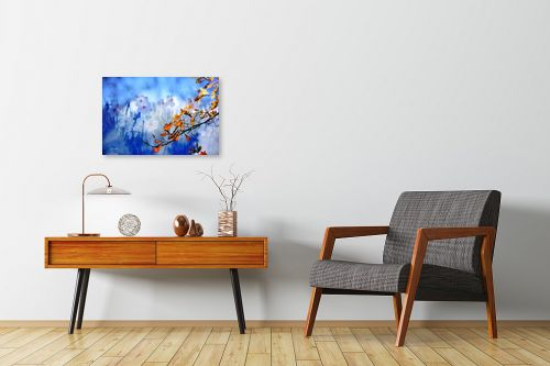 תמונה לחדרי המתנה - אורית גפני - זהב של סתיו - מק''ט: 270935