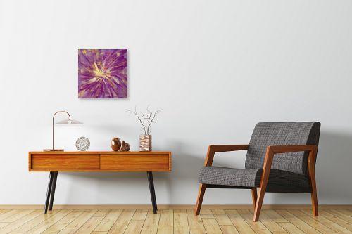 תמונה לחדרי המתנה - אירית שרמן-קיש - שפריץ של צבע - מק''ט: 275455