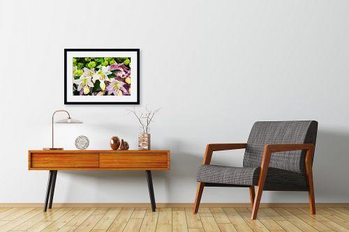 תמונה לחדרי המתנה - טניה קלימנקו - פסטיבל הפרחים בהולנד - מק''ט: 286723