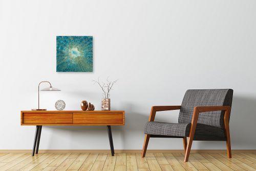 תמונה לחדרי המתנה - אירית שרמן-קיש - קרני אור - מק''ט: 301811