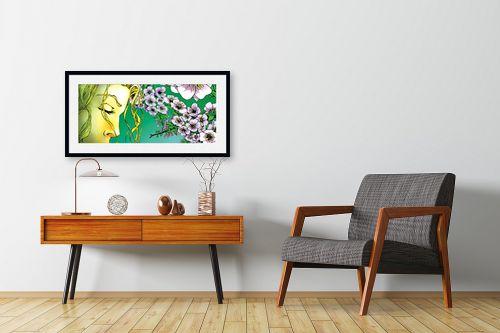 תמונה לחדרי המתנה - חנן אביסף - עונות השנה - אביב - מק''ט: 302753