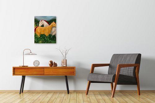 תמונה לחדרי המתנה - MMB Art Studio - Healing  - מק''ט: 314636