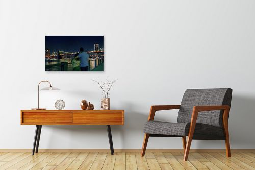 תמונה לחדרי המתנה - אלי נגר - רומנטיקה - מק''ט: 318392