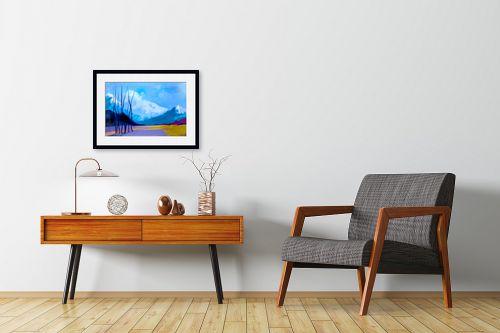 תמונה לחדרי המתנה - גורדון - בוקר קר בארץ רחוקה - מק''ט: 318569