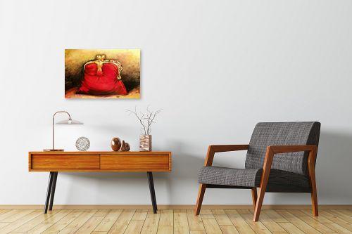 תמונה לחדרי המתנה - מריאנה קיידלוב - אושר ועושר - מק''ט: 319082