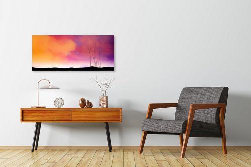 תמונה לחדרי המתנה - גורדון - ענן צהוב - מק''ט: 319897