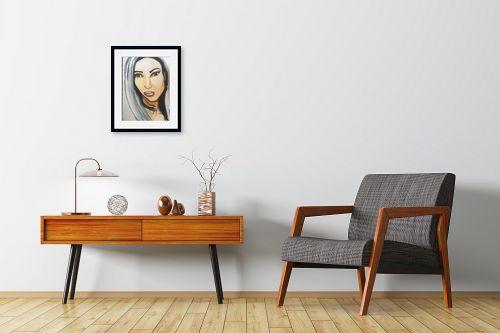 תמונה לחדרי המתנה - אילה ארויו - רגע שלה - מק''ט: 320527