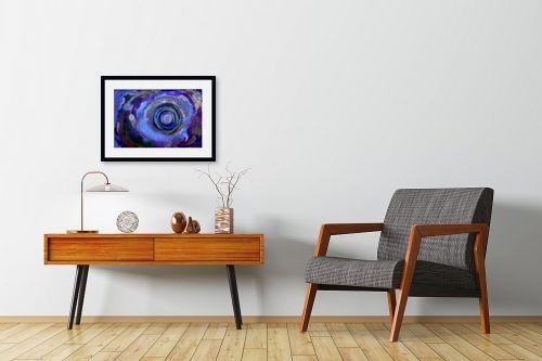 תמונה לחדרי המתנה - אסתר חן-ברזילי - העין השלישית - מק''ט: 329439